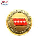 カスタマイズされた高品質のフラグパターンプルーフコイン