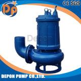 A pasta fluida de elevada potência da bomba de esgoto submersíveis de sedimentos