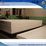 Placa de espuma de PVC de impressão, livre de PVC Folha de espuma