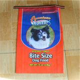 25kg 30kg BOPP ha laminato il sacchetto tessuto pp per l'alimentazione del gatto