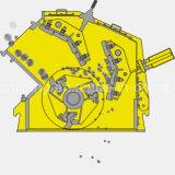 Alta máquina vertical eficiente de la trituradora de impacto del eje