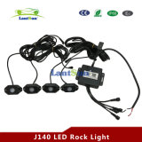 LED RGB Car Rock Light Remote Control da Phone
