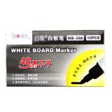 Snowhite 문구용품에서 주문을 받아서 만들어진 로고 Whiteboard 마커 펜 Wb558