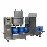 2 Köpfe Automatic Paint Liquid Filling Machine mit Capping