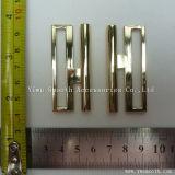 Мода дизайн металлического сплава цинка фиксатор замка ремня безопасности на