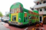 驚異のスクールバスの膨脹可能な跳躍の警備員Chb734