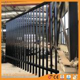 3000x1800mm plano vertical de los paneles de aislamiento de la barra de la esgrima