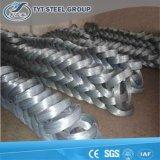 La frontière de sécurité GB/15393-94 normale/a galvanisé le fil d'acier fabriqué en Chine