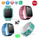 3.0m GPS van de Camera het Horloge van Kinderen met Echt - tijdDrijver (Y20)