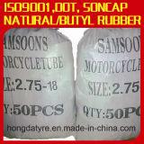 Caoutchouc butyle de qualité Super Moto tube intérieur 3.00-18 3.25/3.50/4.10-18