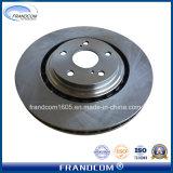 Высокое качество для изготовителей оборудования Car пассажирских автомобилей тормозной диск