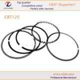 Il motociclo/motocicletta parte l'anello di stantuffo per i pezzi di ricambio Cbt125