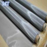 AISI 304 Tissu de fils en acier inoxydable 100mesh