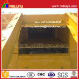 Behälter-Transport-Flachbettschlußteil-Hersteller