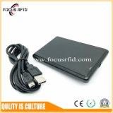 USB /RS232コミュニケーションを用いる13.56MHz MIFAREのカード読取り装置ISO14443A