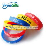 Il braccialetto ecologico del silicone fatto in Cina