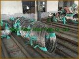 Tube en alliage de titane de haute qualité par le Ti GR no 1