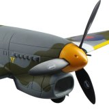 1068959 매사냥꾼 Tempest 5CH Warbird W Retracts RC Plane