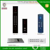 Spindel-Schmierölniederdruck-Höhenruder-Aufzug-Panel/Edelstahl-Aufzug-Tasten-Panel