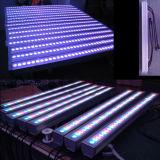 36W al aire libre de Proyectores LED RGB DMX bañador de pared