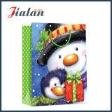 Nouveau sac en papier laminé brillant Sac à papier cadeau cadeau de Noël