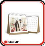 Mensual turística de papel para imprimir Inglés Calendario Calendario