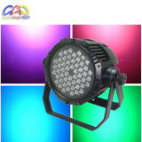 54PCS LED PAR LED jardín al aire libre lámpara de pared