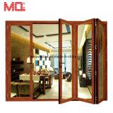 Antepara de vidro temperado interior de porta corrediça