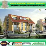 다층 건물 조립식 집은/별장 호화스러운 모듈 콘테이너 집을 조립식으로 만들었다