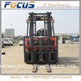 Fabricant fiable 2tonne de capacité du chariot élévateur Diesel