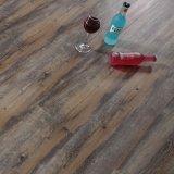 Вид древесины 5.5mm роскошь виниловая пленка с пола нажмите Система