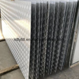 Strato di alluminio impresso