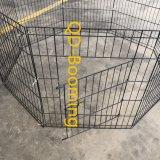 Bewegliche Feuergebührenschweißungs-Ineinander greifen-Hundehundehütten