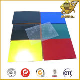 Vailable Hoja de PVC de plástico transparente Hoja de PVC de plástico de color