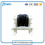 高品質の空気によって作動させる膜ポンプ(QBY)