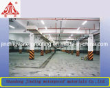 HDPE HDPE толщины 1.5mm Pre-Applied Self-Adhesive делая водостотьким