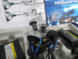 AC 55W 881 HID Lamp HID Kit с тонкий Ballast