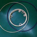 CNC Machinaal bewerkte Ringen in Koper of POM met Grote Diameter