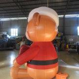 Раздувной медведь /Inflatable игрушек на Рождество