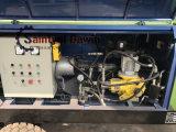 Spj08-07-22 ist eine konkrete Shotcrete-pumpende und Sprühmaschine für die hellen und mittleren Beschichtung-Anwendungen mit verringerten Betriebskosten
