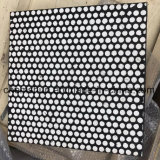 Износ и истирательной упорной плитка вкладыша керамической подпертая резиной