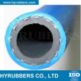 Riga riga tubi flessibili dell'acetilene di gomma dell'ossigeno di NBR singola di /Twin della saldatura