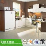 Изготовление конструкции кухонного шкафа кухни Гуанчжоу дешевое