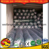 Filet de sécurité de HDPE de la Chine pour l'échafaudage/construction