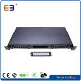 24 порта Fibre коммутационной панели SC/LC/St для сети