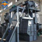 Granaliengebläse-Reinigungs-Maschine mit Gummiriemen