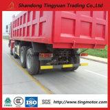 50 Vrachtwagen van de Stortplaats van Sinotruk van de ton de Zware 371HP voor Vervoer van het Zand