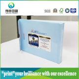 Упаковывая коробка печатание пластичная для компании порошка молока