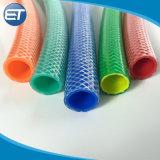 Tubo flessibile Braided del tubo del tubo di irrigazione dell'acqua del giardino del PVC di alta pressione espansibile