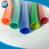 Ampliable de PVC de alta presión Jardín trenzada de manguito de tubo tubo de riego